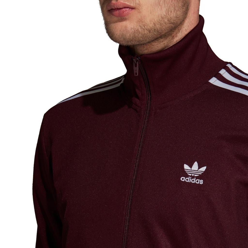 bluza męska adidas franz beckenbauer tracktop dh5830