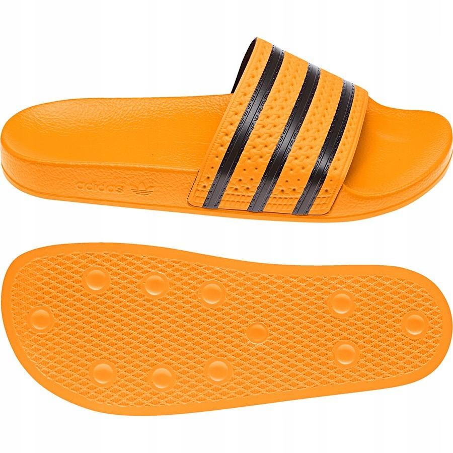 Klapki adidas Originals Adilette CQ3099 żółty 43