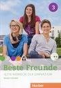 Beste Freunde 3 Zeszyt ćwiczeń + CD Gimnazjum