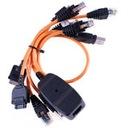 Komplet kabli USB serwisowych Sagem 5w1 Micro Box