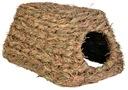 Domek z suszonej trawy dla świnki, gryzoni, Trixie
