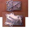 2,0 1,8 CGI pokrywa chłodnicy oleju  A2741880402