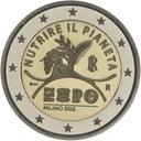 2 Euro 2015 - Włochy ( Expo Mediolan )