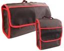 Zestaw Torba do bagażnika organizer na rzepy 2szt