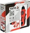 YATO WKRĘTARKA AKUMULATOROWA WKRĘTAK 3,6V 1,3 AH Typ akumulatora Li-Ion