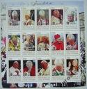 Papież JAN PAWEŁ II  2012 arkusik czysty (**) #173