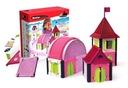 Modular Magic Town (53 el. + 1 figurka) 119 Płeć Chłopcy Dziewczynki