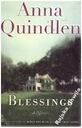 Blessings Anna Quindlen Powieść po angielsku NOWA