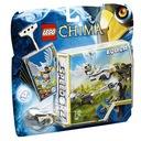 LEGO LEGENDS OF CHIMA STRZELANIE DO CELU 70101 24h