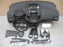ford FIESTA MK7 kokpit deska konsola airbag orgin