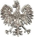 Современный орел ЭМБЛЕМА III RP застежка wpinka доставка товаров из Польши и Allegro на русском