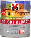 V33 ЛАЗУРЬ ПОЛЬСКИЙ КЛИМАТ 9 ЛЕТ 5Л НОВИНКА 3V3 доставка товаров из Польши и Allegro на русском