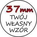 Przypinki Znaczki Badziki Piny wzór własny 37mm