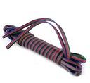 KABEL Przewód taśma LED RGB 4 żyły sterownik LINKA