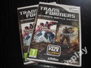 Transformers 2 gry Dark of the Moon +Cybertron Wii