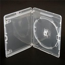 Pudełka AMARAY na 1 Blu-Ray 14mm PS3 Clear 10 szt
