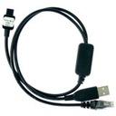 Kabel RJ45+USB COMBO Samsung D800 / E250 / J600