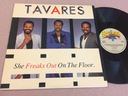 Tavares She Freaks Out On The Floor LP___EX___615