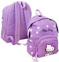 Hello Kitty słodki kotek plecak sportowy do szkoły