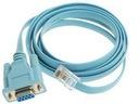 Kabel konsolowy CISCO RS232 DB9 RJ45 dla urządzeń