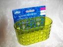 Transparente Behälter, Duschablage, klein