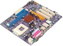 ECS KM400-M AGPx8 2xDDR 2xATA 3xPCI Gwar W-w FV