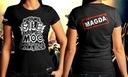 Koszulka KTO MA SIŁE KTO MA MOC zapi.. +TWOJE IMIE Materiał dominujący bawełna