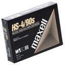 NOWA MAXELL HS-4/90s DDS 2/4GB DATA CARTRIDGE = FV
