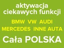 TELEFON BLUETOOTH VW RNS850 AUDI MMI 3G MAPA PL