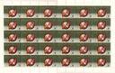 Arkusz znaczków PKO