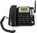 Telefon GSM biurkowy, stacjonarny, na kartę SIM