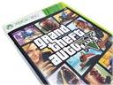 Grand Theft Auto V GTA 5 Polska wersja + MAPA FIVE Wersja gry pudełkowa