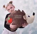 Poduszka minky JEŻ przytulanka dla dzieci jeżyk