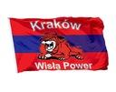 (Флаг Краков 150x90 см Висла Power Болельщик Польша) доставка товаров из Польши и Allegro на русском