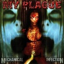 MY PLAGUE - MECHANICAL INFECTION CD grind Purulent