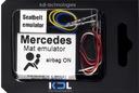 Emulator maty Mercedes E-klasa W211 2003-2009