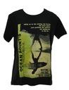LOSAN 713-1201AA negro czarna koszulka 160