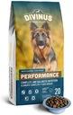 Divinus Performance для активных собак 20кг