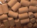Korki z prawdziwego korka aglo 23x38mm wino100SZT