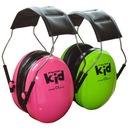 Ochronniki słuchu dla dzieci 3M Peltor Kid