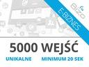 Lepsze niż mailing: jakościowe WEJŚCIA - 5000 UV!