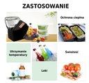 Zestaw Torba Termoizolacyjna mini maxi żywność Rodzaj śniadaniowe (lunch box)