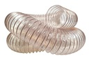 Przewód wąż odciąg trocin 160x10m POLIURETAN spiro