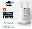 ZDALNIE STEROWANE GNIAZDKO WiFi ANDROID iOS TIMER Zasilanie sieciowe