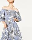 ZARA Woman hit śliczna sukienka bawełna XS Płeć Produkt damski