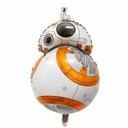 Balon Star Wars Gwiezdne Wojny BB8 DUŻY 70cm HEL