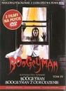 DVD - Boogeyman + Boogeyman 2 - Odrodzenie -FOLIA