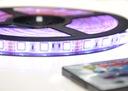 -50% WODOODPORNA TAŚMA RGB 300 LED SMD 5050 5m +W Rodzaj gwintu inny