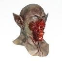 Profesjonalna lateksowa maska GREEN ZOMBIE WAMPIRE