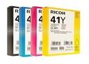Ricoh zestaw GC41 CMYK SG 3100 SG 3110 SG 7100 Fv
